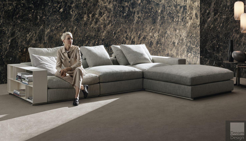 Groundpiece Corner Sofa